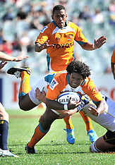 Canberra-Rugby, Super 15, Cheetahs v Brumbies