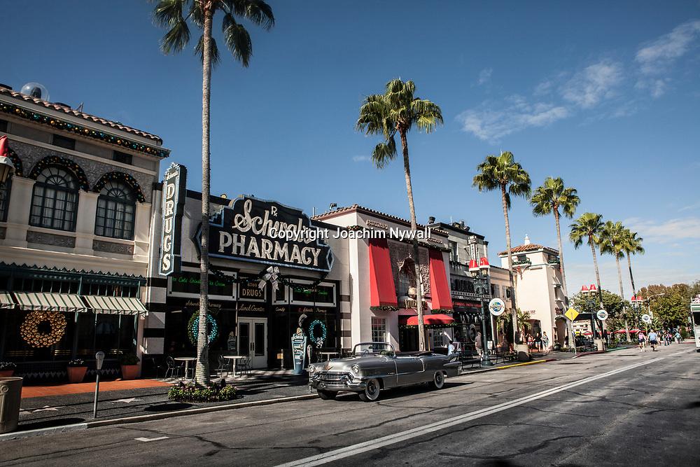 20151117 Orlando Florida USA <br /> Universal studios<br /> Hollywood blvd<br /> <br /> <br /> <br /> FOTO : JOACHIM NYWALL KOD 0708840825_1<br /> COPYRIGHT JOACHIM NYWALL<br /> <br /> ***BETALBILD***<br /> Redovisas till <br /> NYWALL MEDIA AB<br /> Strandgatan 30<br /> 461 31 Trollh&auml;ttan<br /> Prislista enl BLF , om inget annat avtalas.