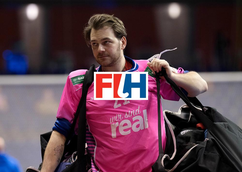 BERLIN - Indoor Hockey World Cup<br /> Men: Germany - Australia<br /> foto: Tobias Walter.<br /> WORLDSPORTPICS COPYRIGHT FRANK UIJLENBROEK