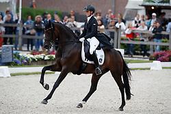 Blackert Laura, GER, Deluxe 23<br /> Longines FEI/WBFSH World Breeding Dressage Championships for Young Horses - Ermelo 2017<br /> © Hippo Foto - Dirk Caremans<br /> 03/08/2017