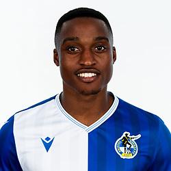 Victor Adeboyejo - Ryan Hiscott/JMP - 06/08/2019 - SPORT - Cribbs Football Club - Bristol, England - Bristol Rovers Media Day