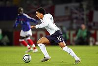 Fotball<br /> Foto: Dppi/Digitalsport<br /> NORWAY ONLY<br /> <br /> FOOTBALL - UNDER 21 UEFA EUROPEAN CHAMPIONSHIP 2004/2006 - 1/8 FINAL - 2ND LEG - FRANCE v ENGLAND - 15/11/2005 <br /> <br /> EM-KVALIFISERING U21 FRANKRIKE v ENGLAND<br /> <br /> KIERAN RICHARDSON (ENG)