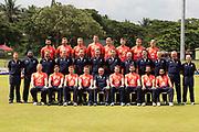 England team during the England training session ahead of the 4th ODI, at Pallekele International Cricket Stadium, Pallekele, Sri Lanka on 19 October 2018.