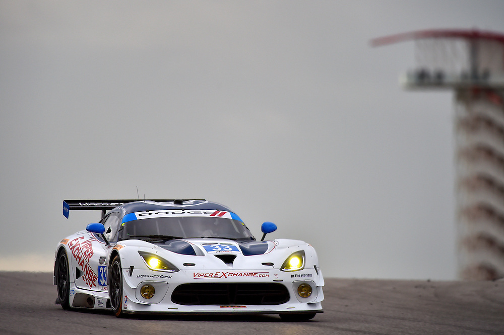 18-20 September 2014, Austin, Texas USA<br /> 33, Viper V10, SRT GT3-R, GTD, Ben Keating, Jeroen Bleekemolen<br /> &copy;2014, Scott R LePage <br /> LAT Photo USA