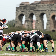 20160402 Rugby, Amichevole : Rugby Roma vs Gentlemen of Albion
