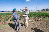 Koningin Maxima in Ethiopie voor VN - Dag 1