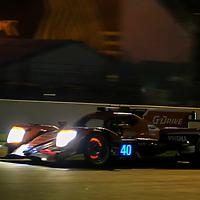 #40, G-Drive Racing, Oreca 07 Gibson, LMP2, driven by: James Allen, Jose Guitierrez, Enzo Guibbert, 24 Heures Du Mans  2018, , 13/06/2018,