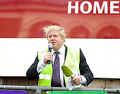 Boris Johnson at St. Clement's Bow 20th March 2014