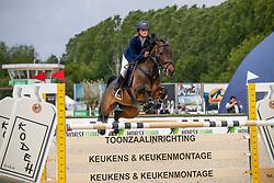 Frederick Charlotte, BEL, Orchid's Cenda<br /> Belgisch kampioenschap Young Riders - Azelhof - Lier 2019<br /> © Hippo Foto - Dirk Caremans<br /> 30/05/2019