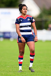 Lagi Tuima of Bristol Ladies  - Mandatory by-line: Craig Thomas/JMP - 17/09/2017 - Rugby - Cleve Rugby Ground  - Bristol, England - Bristol Ladies  v Richmond Ladies - Women's Premier 15s