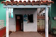 """Cafeteria """"El Rapido"""" in Vinales, Pinar del Rio, Cuba."""