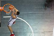 Dejan Kravic<br /> Segafredo Virtus Bologna - Grissin Bon Reggio Emilia<br /> Legabasket Serie A 2018/2019 <br /> Bologna, 25/12/2018<br /> Foto M.Ceretti / Ciamillo-Castoria