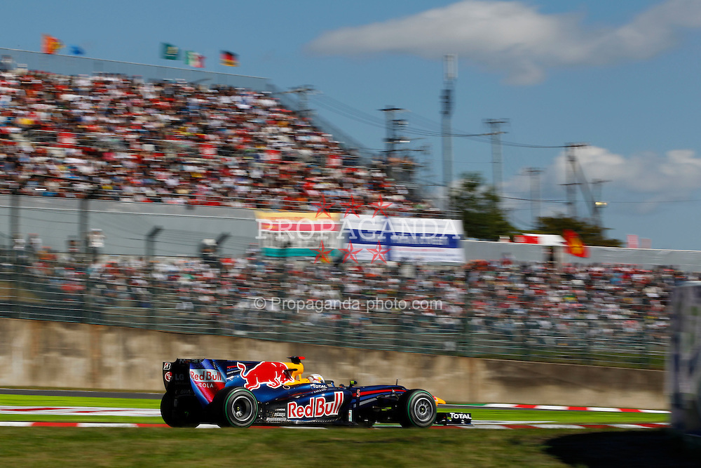 Motorsports / Formula 1: World Championship 2010, GP of Japan, 05 Sebastian Vettel (GER, Red Bull Racing),