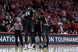 20 March 2017:   during a College NIT (National Invitational Tournament) 2nd round mens basketball game between the UCF (University of Central Florida) Knights and Illinois State Redbirds in  Redbird Arena, Normal IL