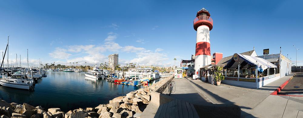 Rockin Baja Restaurant At Oceanside Harbor
