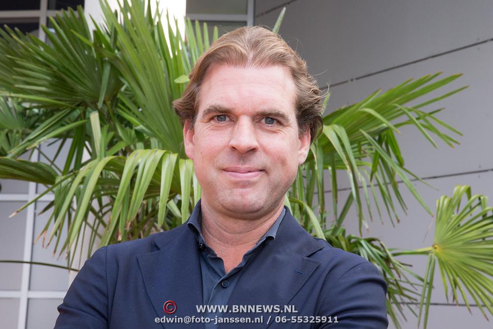 NLD/Hilversum/20180828 -  Persviewing nieuw tv-seizoen NPO, Rutger Castricum