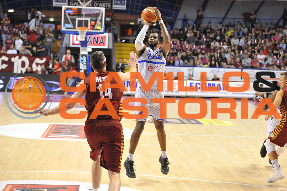 Robert Lawrence Carter<br /> Umana Reyer Venezia - Enel Brindisi <br /> Lega Basket Serie A 2016/2017<br /> Venezia 07/05/2017<br /> Foto Ciamillo