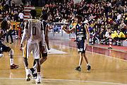 Luca Pollone<br /> Unicusano Roma - Angelico Biella<br /> Campionato Basket LNP 2016/2017<br /> Roma 29/01/2017<br /> Foto Ciamillo-Castoria