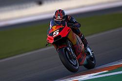 November 21, 2018 - Valencia, Spain - Johann Zarco (5) of France and Red Bull KTM Factory Racing during the test of the new MotoGP season 2019 at Ricardo Tormo Circuit in Valencia, Spain on 21th Nov 2018  (Credit Image: © Jose Breton/NurPhoto via ZUMA Press)