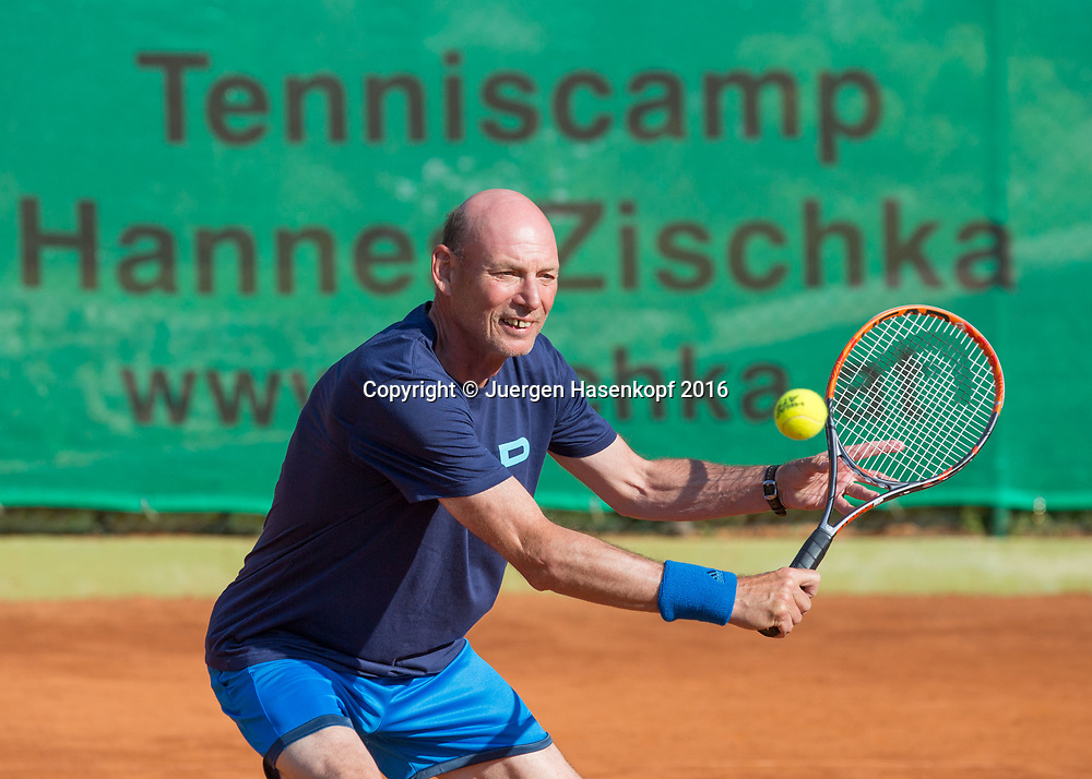 Zischka Tennis Camp Losinj<br /> <br /> tennis - Zischka Tennis Camp  -  -  Punta Vitality Hotel  - Losinj - Kvarner - Croatia  - 9 May 2016. <br /> &copy; Juergen Hasenkopf