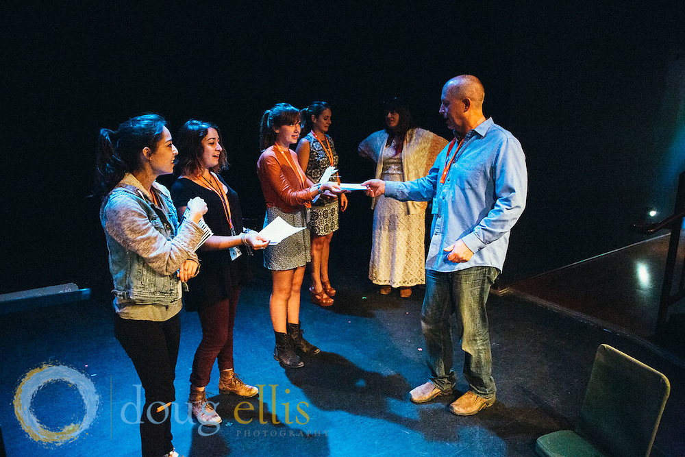 2015 Ojai Playwrights Conference Directed by Robert Egan