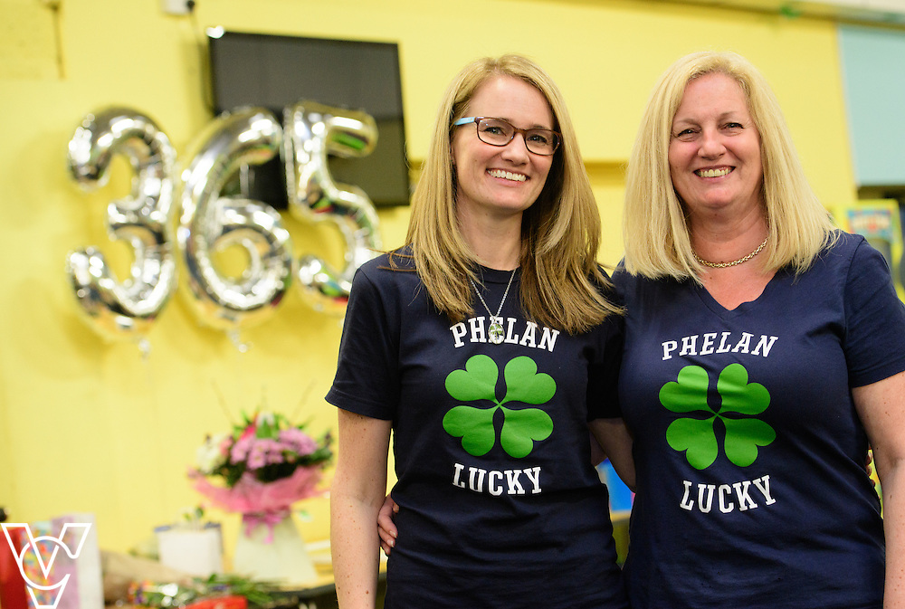 Victoria Feddersen - 365 days of Phelan Lucky celebration event.<br /> <br /> Picture: Chris Vaughan Photography<br /> Date: March 5, 2017