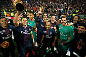 FOOTBALL - FRENCH LEAGUE CUP - FINAL - MONACO v PARIS SG 010417