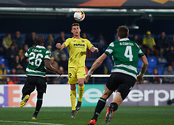 February 21, 2019 - Villarreal, Castellon, Spain - Daniel Raba of Villarreal CF during the UEFA Europa League Round of 32 Second Leg match between Villarreal and Sporting Lisboa at Estadio de La Ceramica on February 21, 2019 in Vila-real, Spain. (Credit Image: © AFP7 via ZUMA Wire)