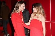 Karlie Kloss, Doutzen Kroes - EVENING 'RED OBSESSION ' DE L'OREAL PARIS<br /> ©Exclusivepix Media
