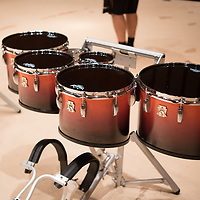 Band Drum Line