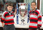 AylesBury RFC Mini's Festival. 24-04-2005. Presentations and Team Pics.