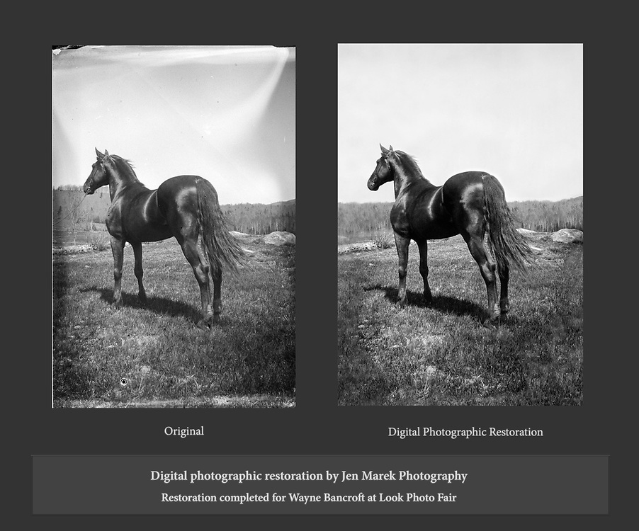 Images restored for Look Photo Fair.<br />