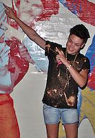 LONDON - August 11: Georgie Okell at PUMA YARD Presents Professor Green (Photo by Brett D. Cove)