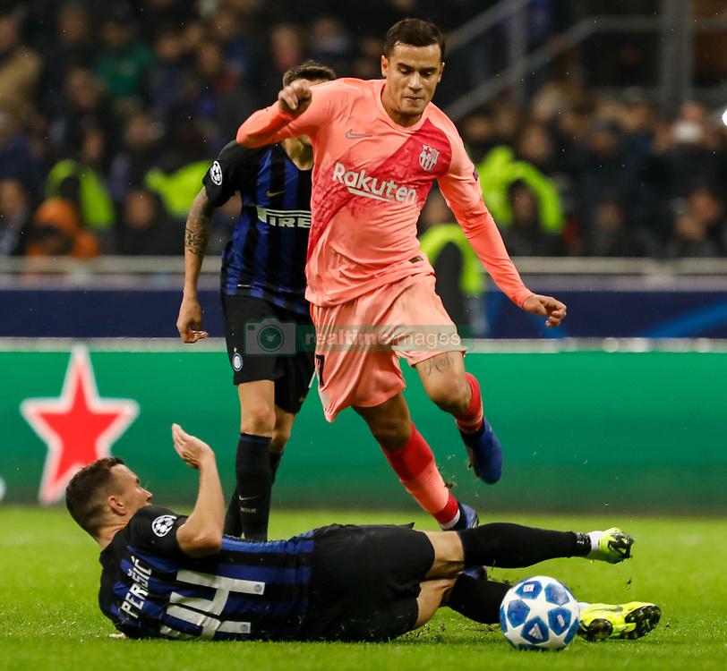 صور مباراة : إنتر ميلان - برشلونة 1-1 ( 06-11-2018 )  20181107-zaa-n230-036