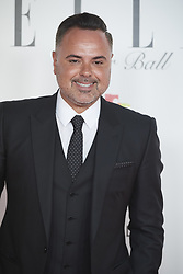 May 30, 2019 - Madrid, Madrid, Spain - Juan Magan attends Solidarity gala dinner for CRIS Foundation against Cancer at Intercontinental Hotel on May 30, 2019 in Madrid, Spain (Credit Image: © Jack Abuin/ZUMA Wire)