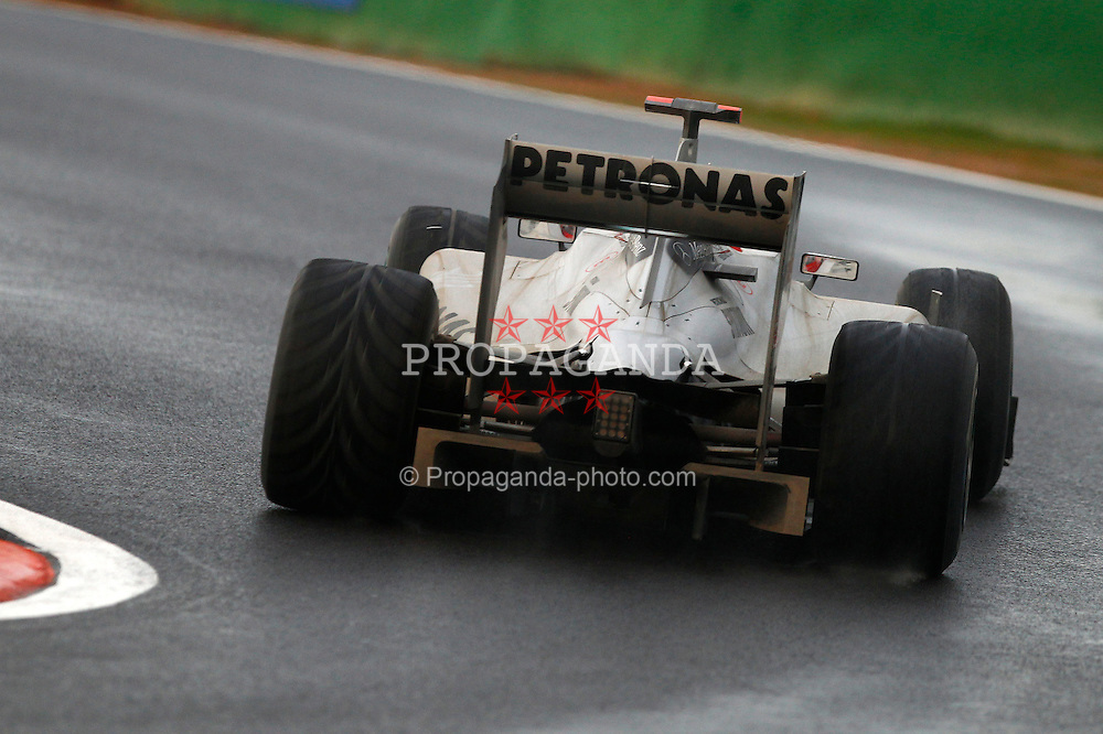 Motorsports / Formula 1: World Championship 2010, GP of Korea, 03 Michael Schumacher (GER, Mercedes GP Petronas),