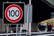 130 kilometer zone naar 100