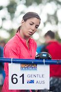 Ashleigh Gentle (AUS), November 3, 2013 - Triathlon : Noosa Triathlon, Noosa Pde, Noosa, Queensland, Australia. Credit: Lucas Wroe