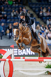Staut Kevin, FRA, Viking d'La Rousserie<br /> Prize of Firma XXL Sicherheit <br /> Stuttgart 2019<br /> © Hippo Foto - Stefan Lafrentz