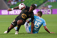 2019 A-League Melbourne City FC v Western Sydney Wanderers FC - R15