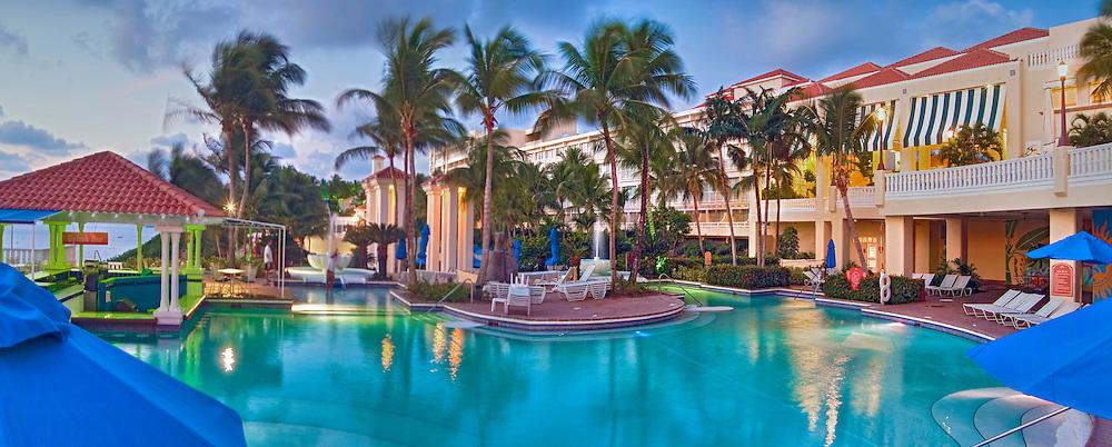 El Conquistador, Resort, Hotel, Architecture, Pool,  Las Croabas Fajardo, Puerto Rico, USA,  Caribbean; Island; Greater Antilles; Commonwealth Puerto Rico CGI Backgrounds, ,Beautiful Background