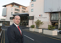 21/02/2014Clayton General manager Rory Fitzpatrick. Photo:Andrew Downes