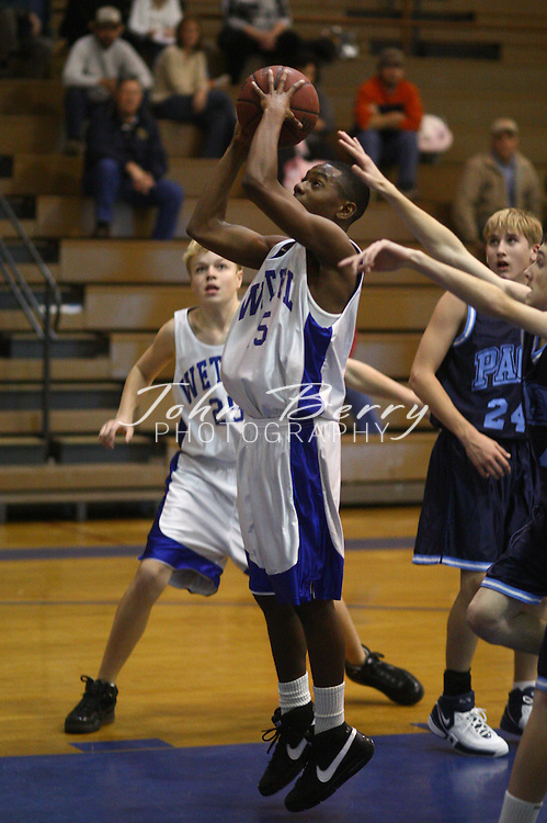 Wetsel Boys Basketball.vs Page.12/18/2007..