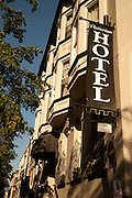 Images of the Victorian Hotel in Vancouver
