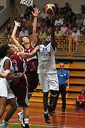 DESCRIZIONE : Cavalese Torneo di Cavalese Italia Lettonia<br /> GIOCATORE : Abiola Wabara<br /> SQUADRA : Nazionale Italia Donne <br /> EVENTO : Raduno Collegiale Nazionale Italiana Femminile <br /> GARA : Italia Lettonia<br /> DATA : 15/07/2010 <br /> CATEGORIA : tiro<br /> SPORT : Pallacanestro <br /> AUTORE : Agenzia Ciamillo-Castoria/ElioCastoria<br /> Galleria : Fip Nazionali 2010 <br /> Fotonotizia : Cavalese Torneo di Cavalese Italia Lettonia<br /> Predefinita :