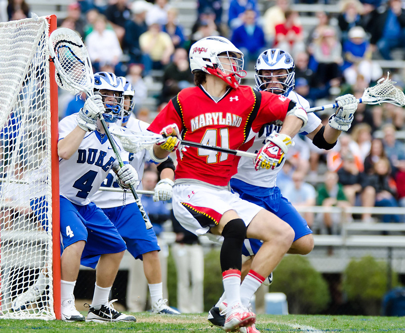 Duke beats Maryland in Overtime 9-8