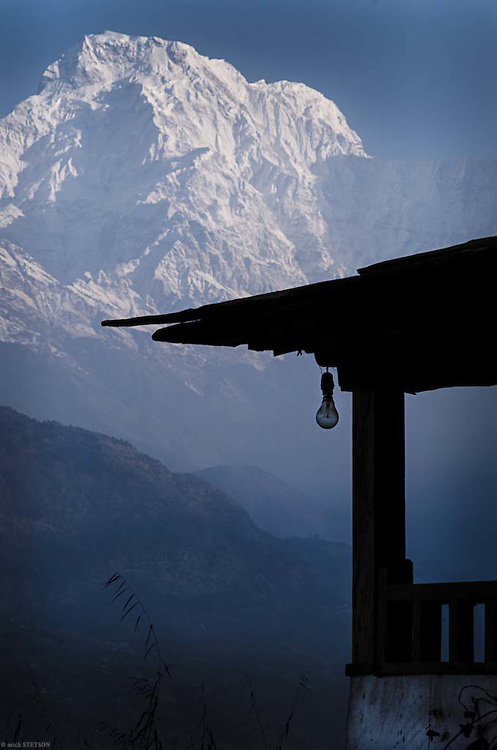 — In the shadow of the Annapurna range, the allure of modern amenities is supplanting centuries of self-sufficient autonomy.