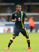 Louis Thompson, Norwich City.