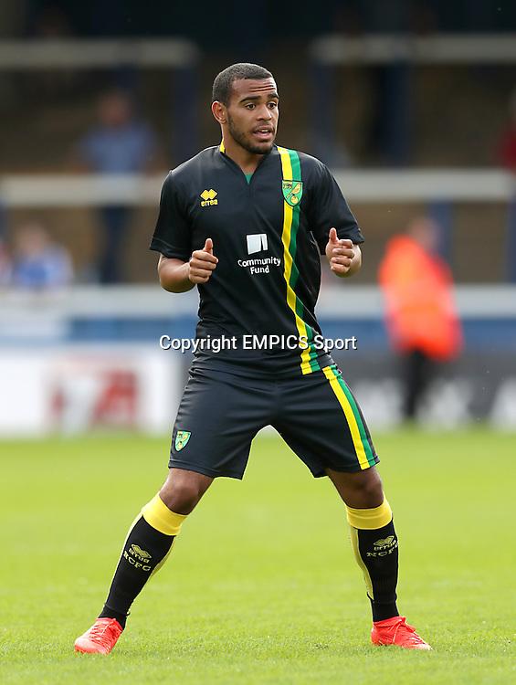 Louis Thompson, Norwich City.