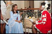 TIMEYIN OLUMIDE; FARIDAH FOLAWIYO, Florence Heoluwa 'Cuppy' Otedola Marie Antoinette Graduation party. Mandarin Oriental, Knightsbridge25th of July 2014.